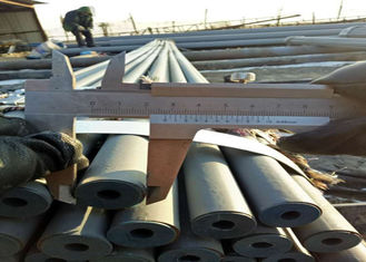 China P91 Ferritic Alloy Steel Pipe , High Temperature Super Ferritic Stainless Steel supplier