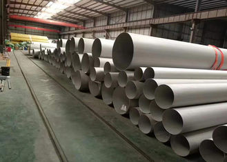 China Mill Finish Stainless Steel Welded Tube Austenitic  For General Service Customized supplier