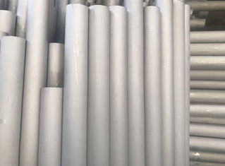 China Welding Seamless Stainless Steel Tubing , Annealing Ss Seamless Tube ERW Type supplier