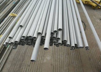 China Brushed 316l Stainless Steel Tubing Seamless  For Auto Parts / Decoration supplier