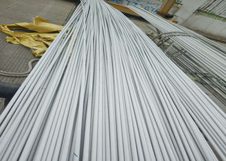 China 2507 Cold Rolling Astm Stainless Steel Pipe For Export Standard Package supplier