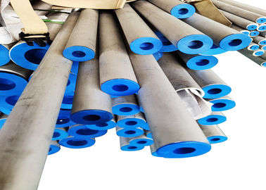 China High Strength 304 Grade Steel Stainless Seamless Tube Pipe In Large Stock supplier