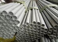 China Thick / Thin Wall Seamless Stainless Steel Tubing Stockists 1.5 Inch 10mm / 18mm factory