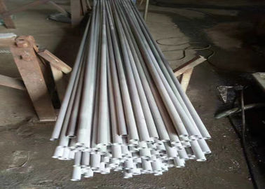 Flexible Stainless Steel Coil Tubing , High Pressure Coiled Metal Tubing For Bend