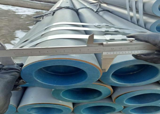 Astm A335 Ferritic Alloy Steel Pipe , 2 Inch Heat Treatable Stainless Steel
