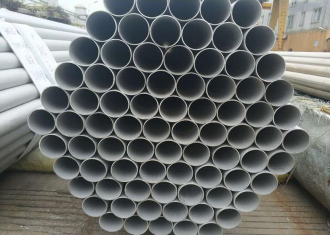 Сваренная пробка нержавеющей стали Astm, большой диаметр сварной трубы Aisi 201 202 Ss