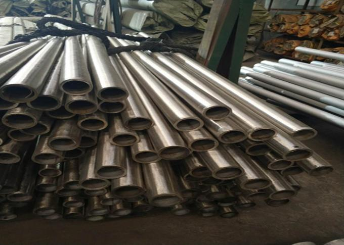 2.4600 / N10675 Hastelloy Pipe , B333 / B626 Nickel Based Alloys Heat Resistant