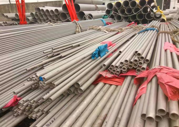 Uns N06600 Inconel Seamless Pipe , Tube Inconel 600 With Good Corrosion Resistance