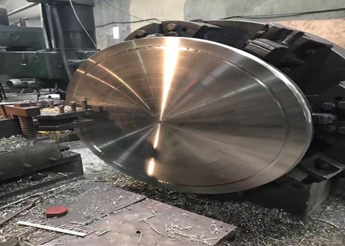 Counter Stainless Steel Flanges , Heat Exchanger Reducing Weld Neck Flange 4 inch